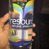 resource® Natural Spring Water uploaded by Monique B.