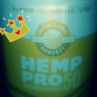 Manitoba Harvest Hemp Pro 50 Plant Based Protein Supplement uploaded by Madeline C.