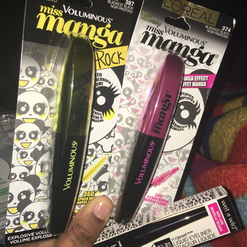 Voluminous® Miss Manga Rock Mascara 387 Blackest Black 0.27 fl. oz. Tube uploaded by Lisa M.