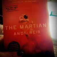 The Martian (Reprint) (Paperback) uploaded by Heather I.