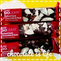 Kashi® GOLEAN Salted Dark Chocolate & Nuts Plant-Powered Bar uploaded by Elisa R.