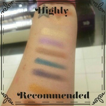 Urban Decay Afterdark Eyeshadow Palette uploaded by Fallon Z.
