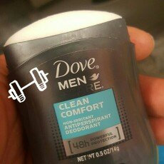 Dove Beauty Dove Men+Care Clean Comfort Antiperspirant & Deodorant 0.5 oz uploaded by Piovanni R.