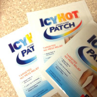 IcyHot Medicated Patch for Back and Large Areas Extra Strength uploaded by Emily M.