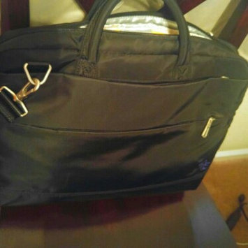 Photo of Mcklein R Series Pearson Nylon Expandable Double Compartment Briefcase uploaded by America R.