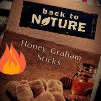 Back To Nature Honey Graham Sticks uploaded by skyler B.