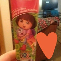 Colgate® DORA the EXPLORER™ Cavity Protection Toothpaste Mild Bubble Fruit® uploaded by Chelsey D.