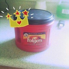 Folgers Coffee Classic Roast uploaded by Karla M.