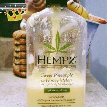 Hempz Sweet Pineapple & Honey Melon Moisturizer uploaded by Jennifer M.