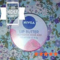 Nivea Lip Care Lip Butter Raspberry Rose Kiss uploaded by Celine V.