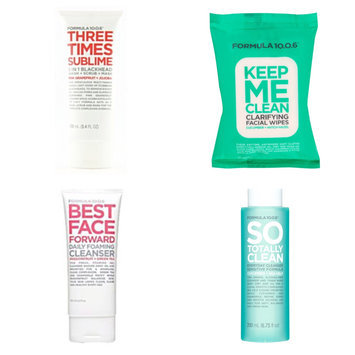 Photo of Formula 10-0-6 Daily Facial Routine Collection uploaded by Chantal I.