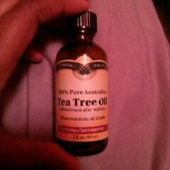 Spring Valley Pharmaceutical Grade Tea Tree Oil 2 fl oz uploaded by Tiara C.