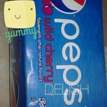 Pepsi® Wild Cherry Cola uploaded by Melissa S.