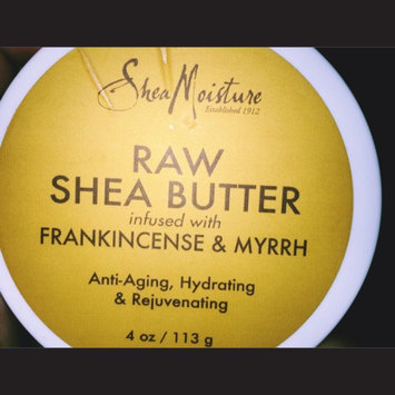 Shea Moisture Organic Shea Butter uploaded by elizabeth r.