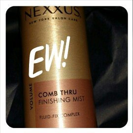 Nexxus Comb Thru Volume Finishing Mist uploaded by Leslie R.