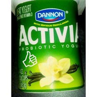 Activia® Vanilla Probiotic Greek Nonfat Yogurt uploaded by cinthia f.