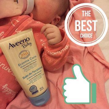Photo of Aveeno® Baby Eczema Care Moisturizing Cream uploaded by Debralyn W.