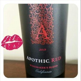 Apothic Red Wine uploaded by Mary C.
