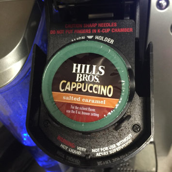 Photo of Hills Bros. Cappuccino Single Serve Cups, Salted Caramel uploaded by Reachel P.