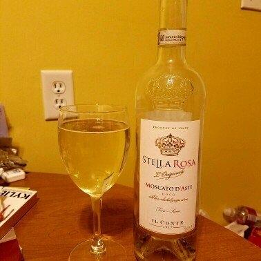 Stella Rosa Wine uploaded by Dianna M.