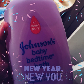Photo of Johnson's® Bedtime Baby Bath uploaded by April B.