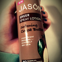 Jason Sheer Spray Softening Cocoa Butter Lotion - 6 oz uploaded by Adrianna L.