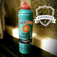 Gold Bond No Mess Foot Powder Spray Fresh Scent uploaded by Mary R.
