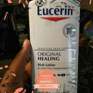 Photo of Eucerin Original Moisturizing Lotion uploaded by Kareemma H.