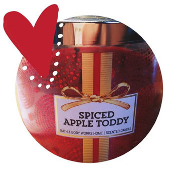 Bath & Body Works Spiced Apple Toddy 3-Wick Candle uploaded by Morgan R.