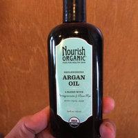 Nourish Organic Replenishing Argan Oil for Face/Hair/Body - 3.4 oz uploaded by Steph B.