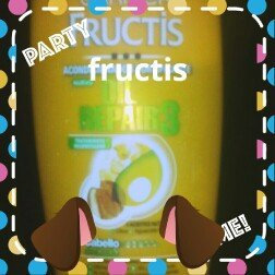 Photo of Garnier Fructis Triple Nutrition Conditioner uploaded by Sofia A.
