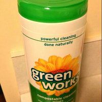 Clorox Green Works Compostable Cleaning Wet Wipes - 30 CT uploaded by Nereida P.