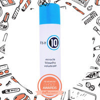 it's a 10 miracle volumizing blowdry spray uploaded by Amie H.