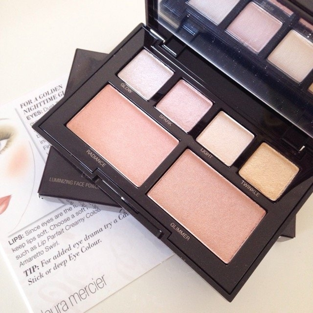 Laura Mercier Candleglow Luminizing Palette uploaded by laurie b.