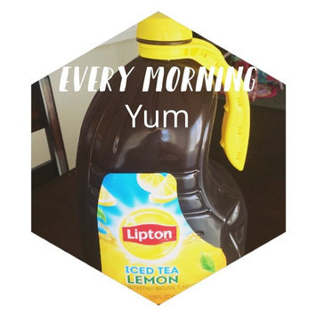 Lipton® Iced Tea with Lemon uploaded by Holly S.