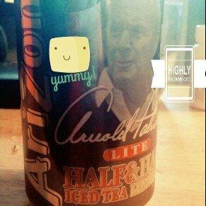 Photo of AriZona Arnold Palmer Half & Half Lite Iced Tea Lemonade uploaded by selina r.