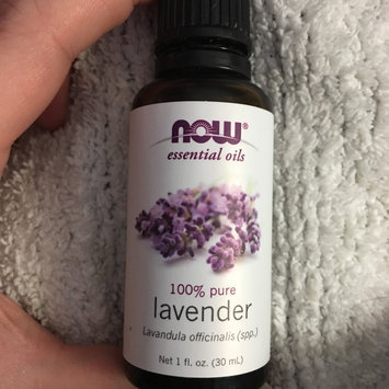 Photo of NOW Foods - Lavender Oil - 4 oz. uploaded by Selina A.