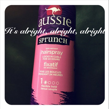 Photo of Aussie Sprunch Hairspray uploaded by Marlen C.