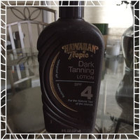 Hawaiian Tropic Golden Tanning Lotion with Sunscreen SPF 6 8 fl oz (237 ml) uploaded by Katie W.