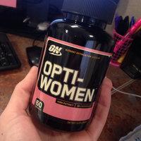 Optimum Nutrition Opti-Women Multivitamin uploaded by Heather K.