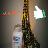 Secret Re-Fresh Body Spray, Paris Romantic Rose, 3.75 oz uploaded by Ayerim G.