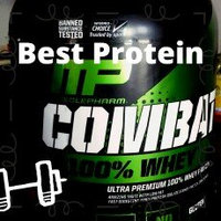 MusclePharm Combat Protein Powder Mint Chocolate Chip uploaded by Raquel R.