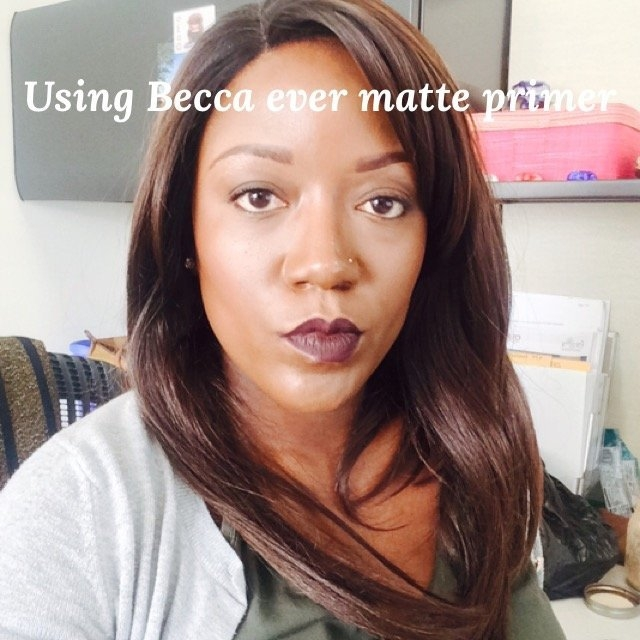 BECCA Matte Skin Shine Proof Foundation uploaded by the a.