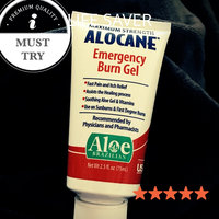 Alocane Maximum Strength Emergency Room Burn Gel, 2.5 fl oz uploaded by Katie M.
