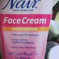 Nair Moisturizing Face Cream, 2 Ounce uploaded by Mappy S.