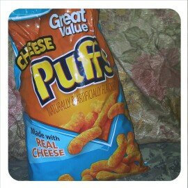 Photo of Wal-mart Store, Inc. Great Value Cheese Puffs, 9.25 oz uploaded by Nathalie C.