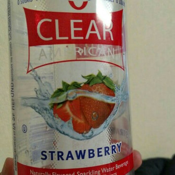 Sam's Choice Clear American Strawberry Sparkling Water, 33.8 fl oz uploaded by Jessica F.
