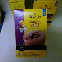 Gevalia Kaffe 2-Step Espresso Coffee Cups & Froth Packets Mocha Latte - 6 PK uploaded by Kaheaokeale  L.