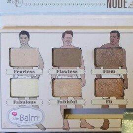 theBalm NUDE 'dude Eyeshadow Palette w/Twinbeauty Brush uploaded by Jesusita L.
