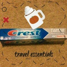 Crest Toothpaste uploaded by Corina R.